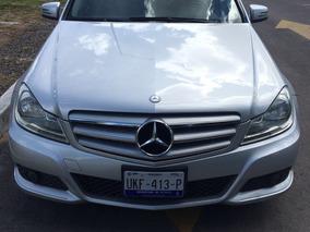 Mercedes Benz Clase C 1.8 180 Cgi Nav At 2012