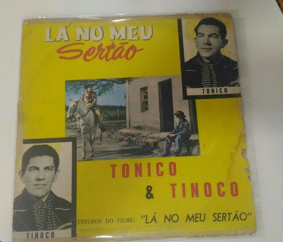Lp Tonico E Tinoco La No Meu Sertão 1968