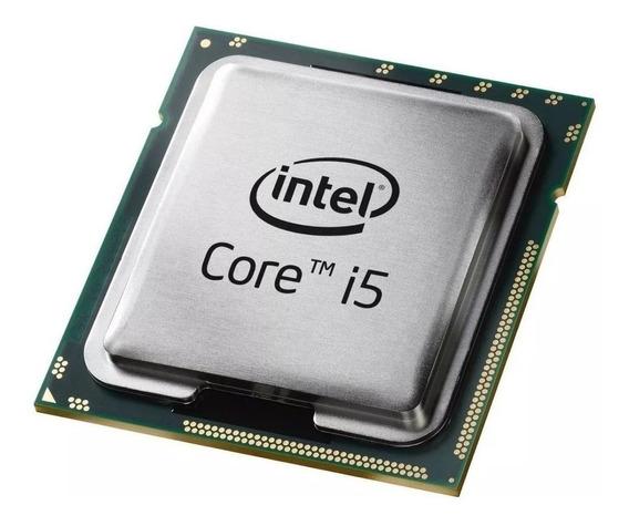 Processador gamer Intel Core i5-3470 BX80637I53470 de 4 núcleos e 3.6GHz de frequência com gráfica integrada