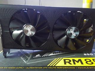 Tarjeta De Video Amd Radeon Sapphire Rx 470 Nitro 4gb
