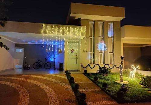 Imagem 1 de 14 de Casa Com 3 Dormitórios À Venda Por R$ 1.100.000,00 - Real Park - Sumaré/sp - Ca7286