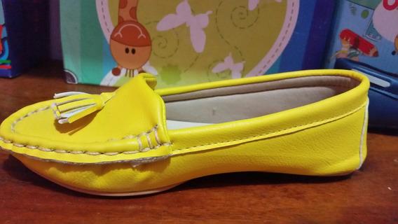Sapato Mocassi Femenino