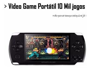 Vídeo Game Portátil Mp5 Ps1 Nintendo Neo Geo