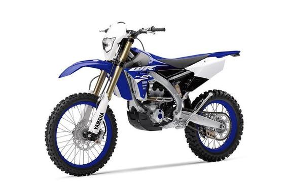 Yamaha Wr 250 F 0km Entrega Inmediata + Palermo Bikes