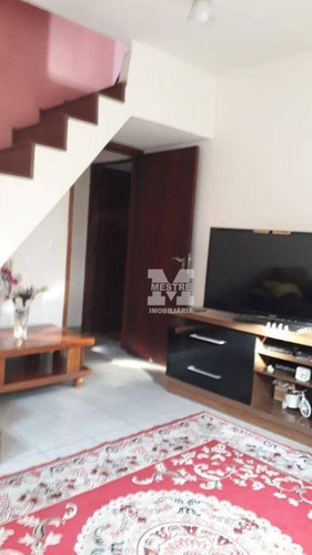 Sobrado Com 4 Dormitórios À Venda, 156 M² Por R$ 670.000,02 - Gopoúva - Guarulhos/sp - So0765