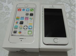 iPhone 5s(original) 16gb Branco/prata