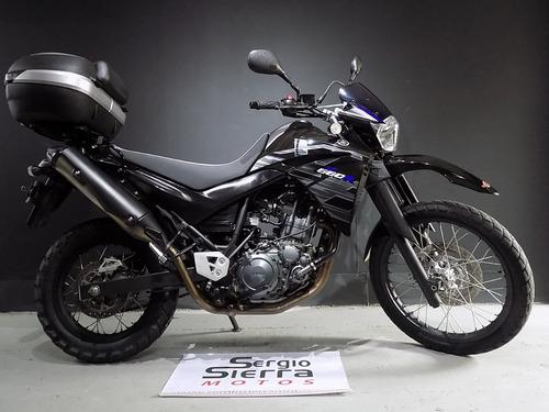 Yamaha Xt660r Negra 2017
