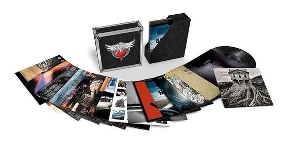 Bon Jovi - The Albums [25lp Vinil] Lacrado Pronta Entrega