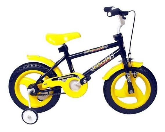 Bicicleta Infantil Liberty R 12 C/estabilizadores + Envío $0