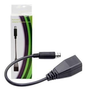 Adaptador Convertidor De Cable D Poder Xbox 360 A Xbox 360 E