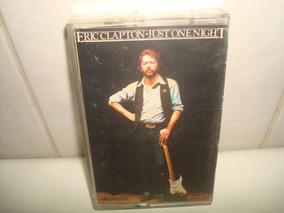 Rara Fita Cassete Eric Clapton - Just One Night -