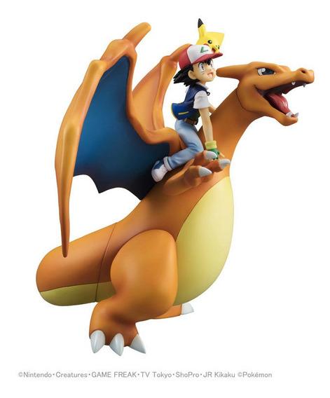 Charizard Y Ash Gem, Original, ¡descuentos!, Pokemon