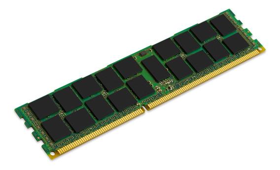 Memoria Ram 16gb Kingston Technology 1600mhz (pc3-12800) Reg Ecc Modulo Para Hp/compaq Severs Kth-pl316/16g