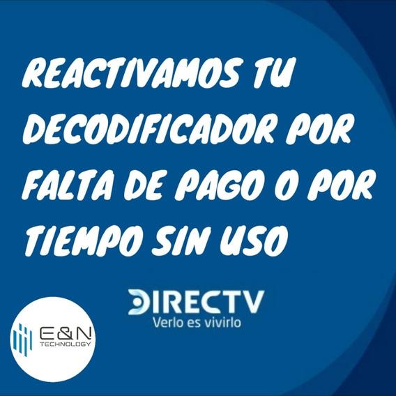 Reactivación De Equipos De Directv