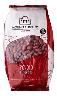 Porotos Colorados Rojo Molino Cerrillos Premium Paquete 500g