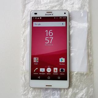 Celular Barato Sony Xperia Z3 Compact D5833 C/defeito Touch