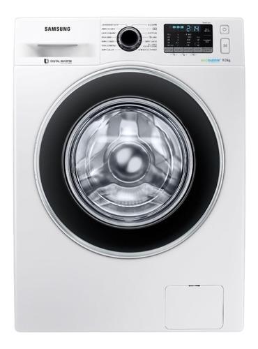 Lavarropas Autom Samsung Frontal 9 Kg Inverter Ww90j5410gw