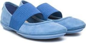 R Flats Balerina Camper Rigth Azul Pastel 23cm Oferta Envíog