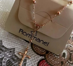 Gargantilha Terço Rommanel 530557