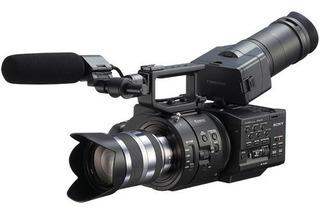Sony Nex-fs700uk Super 35 Camara Solo Cuerpo