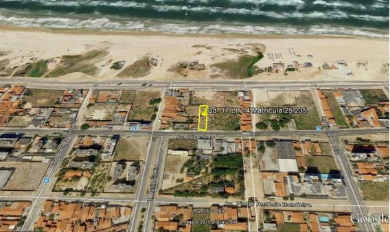 Terreno Residencial À Venda, Antônio Diogo, Fortaleza. - Te0137