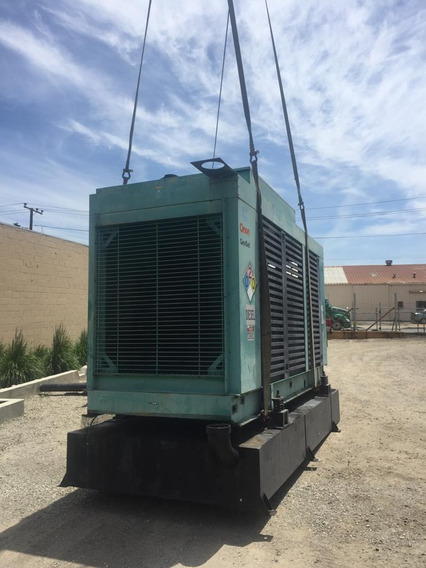 Generador De Luz Onan 500 Kw Diesel Nacional Garantia
