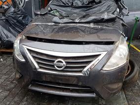 Nissan Versa 2015-2016 1.6 Flex Para Retirada De Peças