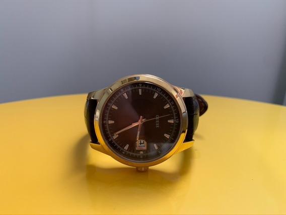 Relógio Masculino Guess W0250g2 Em Perfeito Estado