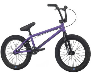 Bicicleta Bmx Profesional Sunday Primer Freestyle ¡violeta!