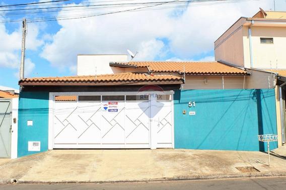 Uma Casa Perfeita Com 3 Dormitórios Sendo 1 Suíte À Venda, 160 M² Por R$ 290.000 - Ca0004