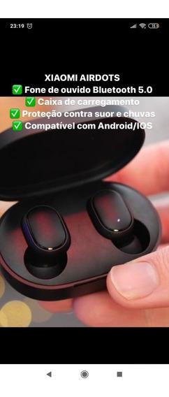 Xiaomi Airdots !!! Fones De Ouvido