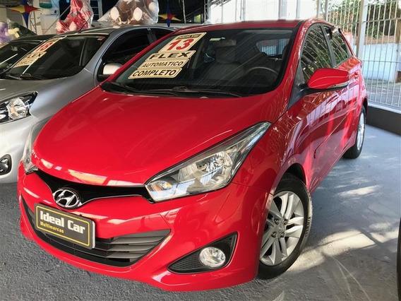 Hyundai Hb20 Premium 1.6 Flex 4p Automatico 2013