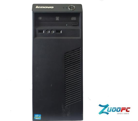 Computador Corporativo Lenovo I3 4ª Geração 4gb Hd Ssd256