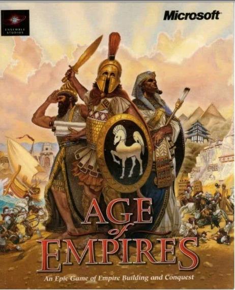 Age Of Empires Pc Envio Imediato