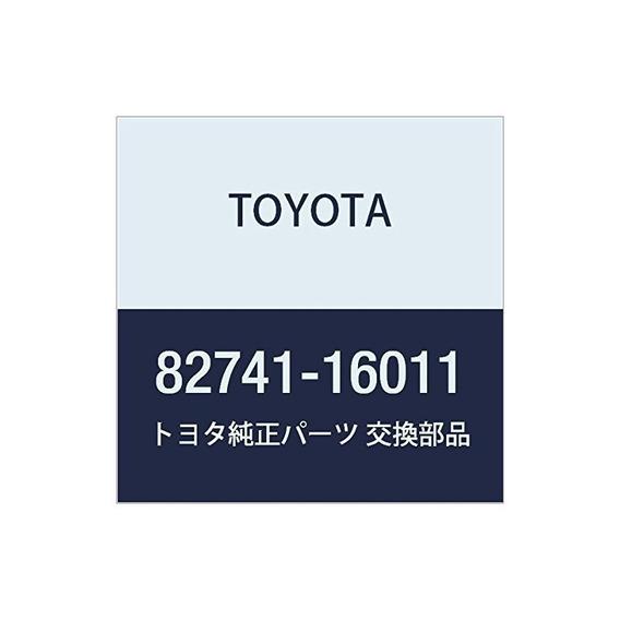 Bloque De Relé De La Sala De Máquinas Toyota 82741-16011