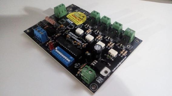 Kit 11 Placas Dimmer Dmx 512 Ac 6 Canais 100w
