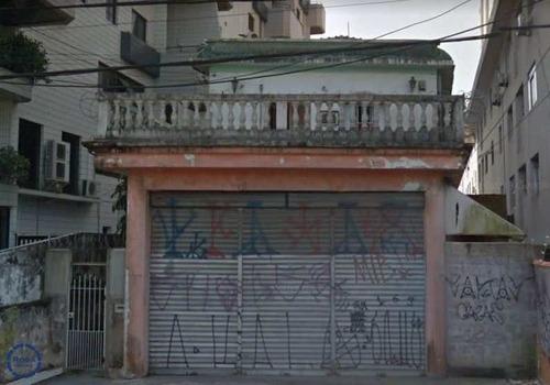 Terreno, Ponta Da Praia, Santos - R$ 4 Mi, Cod: 14567 - V14567