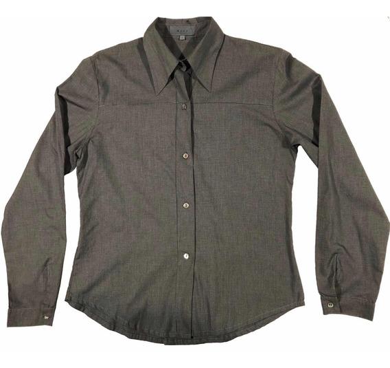Camisa Entallada De Mujer Kill Como Nueva T. 2