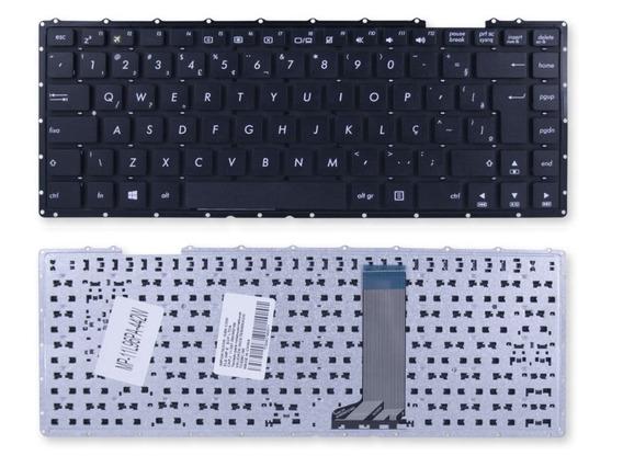 Teclado Notebook Asus Z450l Z450la Z450la-wx009t Br Com Ç