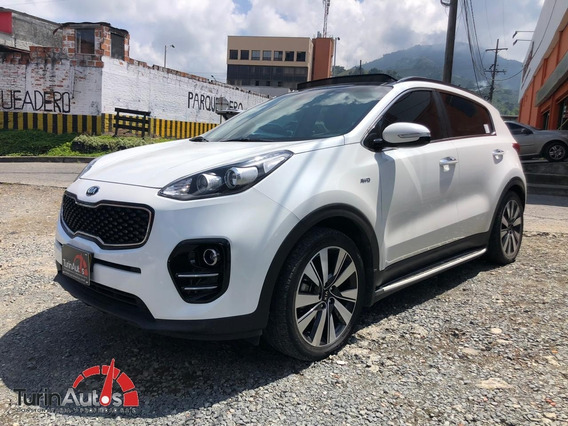 Kia New Sportage 2.0 Ex At 2018