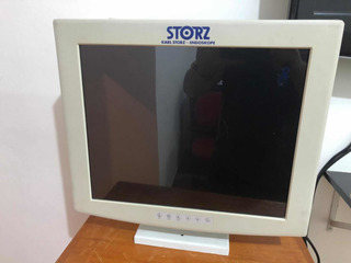 Câmera Storz Trican + Monitor Storz 19
