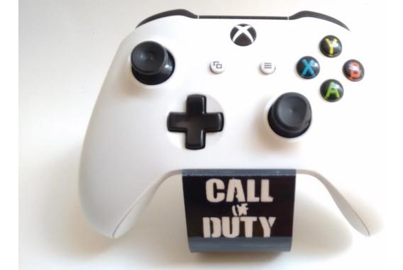 Suporte De Mesa Xbox One, Xbox S, X Call Of Duty