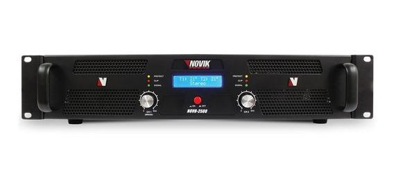 Potência 2500w Novik Neo Novo 2500