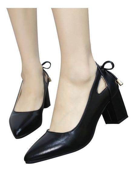Sapatos Formais De Salto Alto Para Mulheres