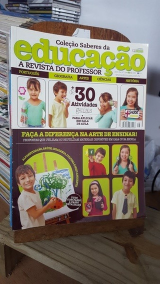 Revista Saberes Da Educação 16 - Faça A Diferença Na Arte De