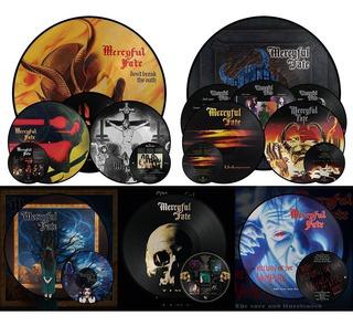 Mercyful Fate Coleção Completa Com Os 9 Lps Pictures 12x S J