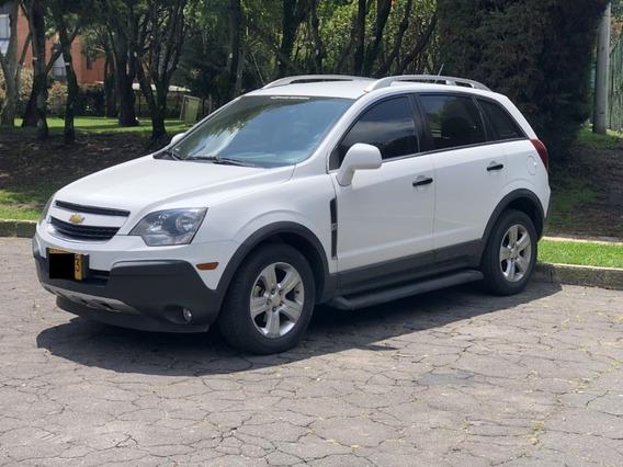 Chevrolet Captiva Sport 2016 Como Nueva