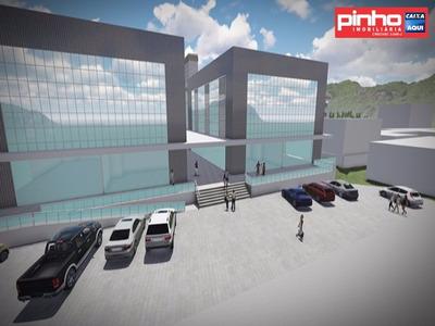 Sala Comercial Nova Para Venda, Bairro Praia Dos Ingleses Do Rio Vermelho, Florianópolis, Sc - Sa00057