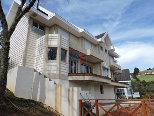Imagem 1 de 30 de Ref 8505 - Lindissima Casa ,  Nova No Condominio Portal De Capivari ,  4 Suítes, Sendo 2 Com  Lareira , 350 M A.c. , Terreno De 1.300 M2 - 8505