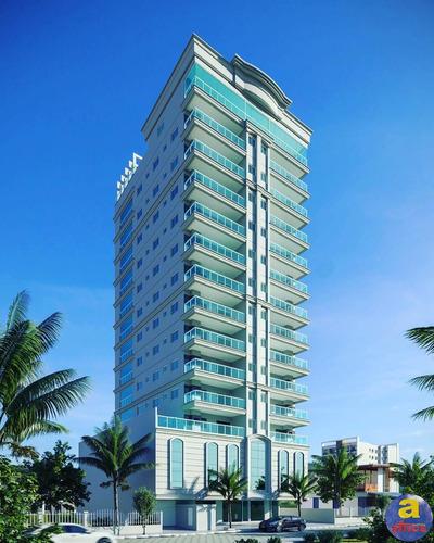 Imagem 1 de 11 de Apartamento 3 Quartos Sendo 1 Suíte 2 Vagas De Garagem No Perequê Em Porto Belo/sc - Imobiliária África - Ap00440 - 69740272